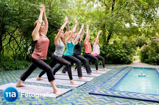 Bedrijfsreportage yogastudio Nijmegen