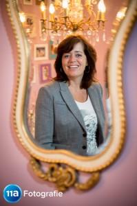 Fotografie tips voor Ondernemers: Portret in de stijl van haar huisstijl