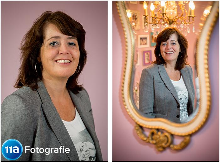Zakelijk Portret in brocante stijl in Den Bosch