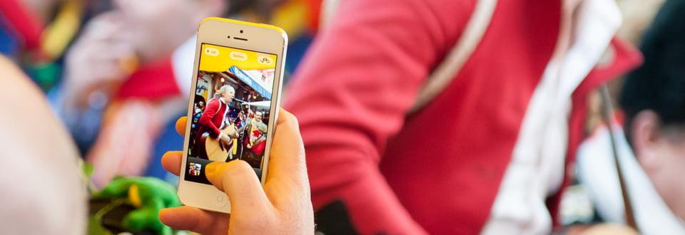 7 tips om een goede Selfie te maken