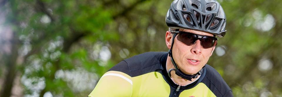 Mountainbiken in de Drunense Duinen - Sportfotografie Den Bosch