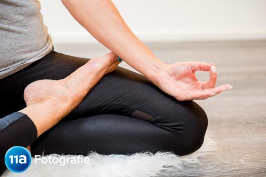Bedrijfsreportage yogastudio
