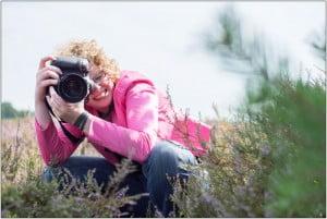 Mariska Hanegraaf - Gefotografeerd door Joyce Schieven