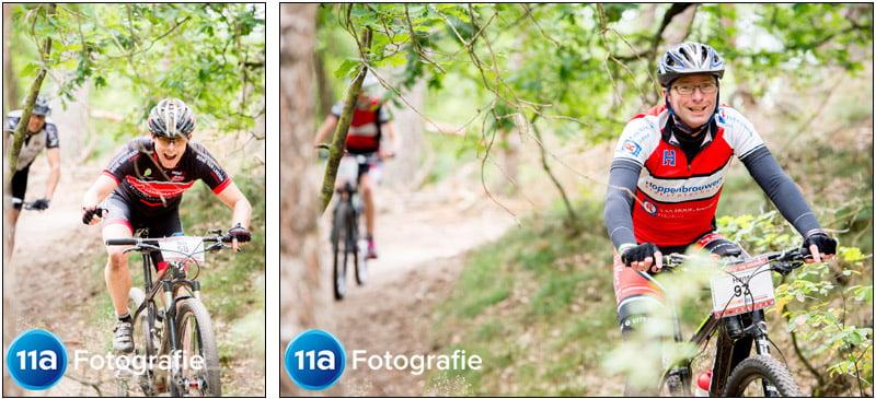 Sportfotografie MTB Marathon in Drunense Duinen
