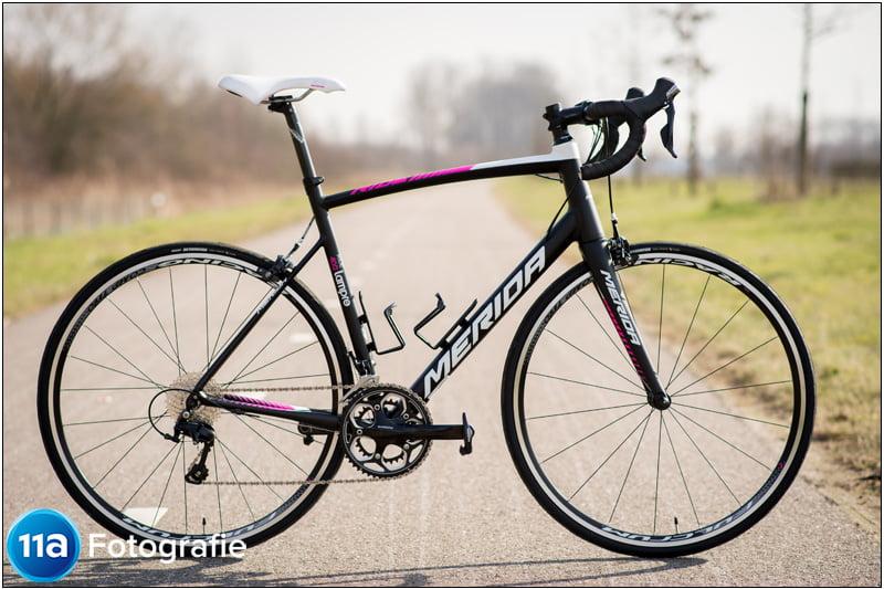 Merida Ride 400 - Mijn eerste racefiets - Het complete plaatje