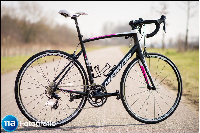 Merida Ride 400 - Mijn eerste racefiets - Tijd om te gaan!