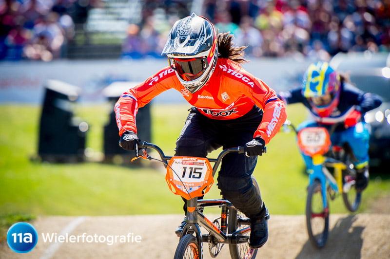 BMX Worldcup op Papendal - Arnhem