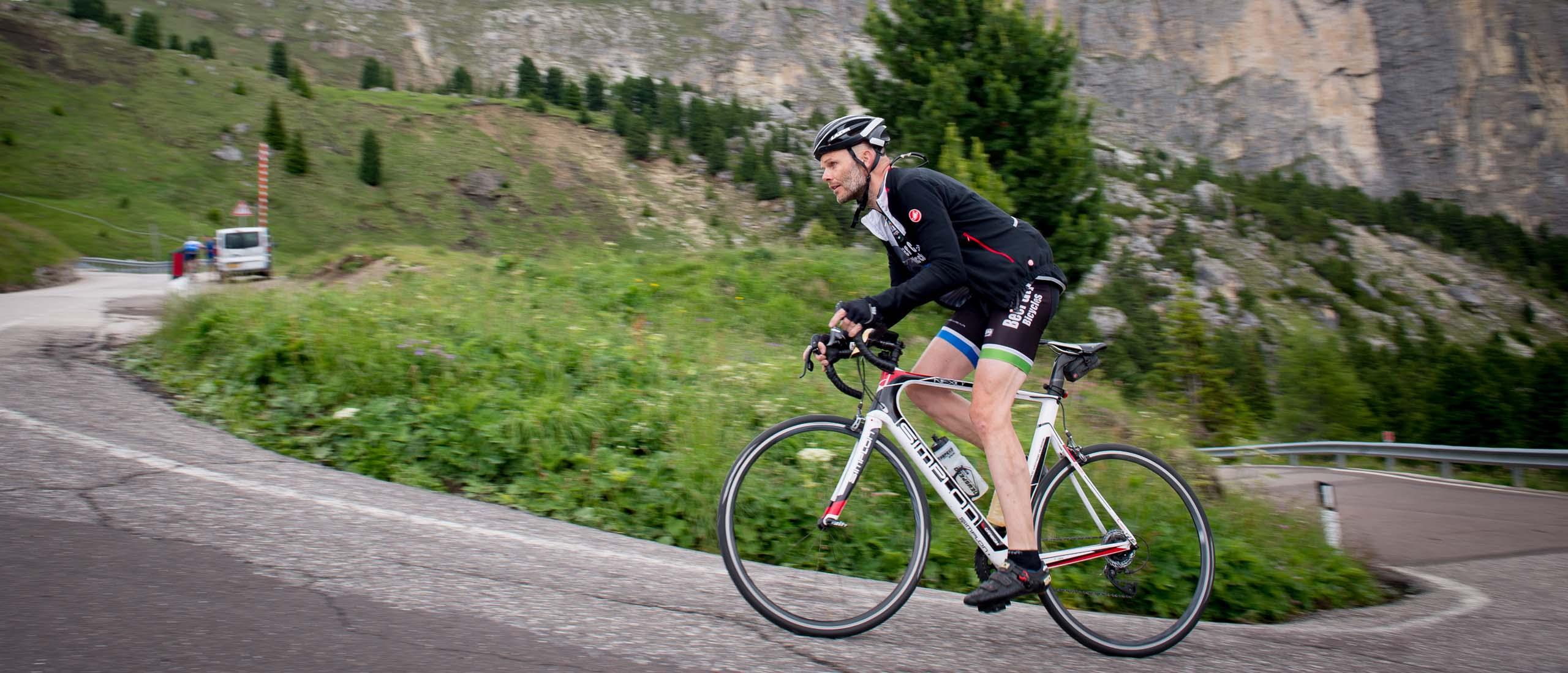wielerfotografie Italie tijdens Giro di Kika