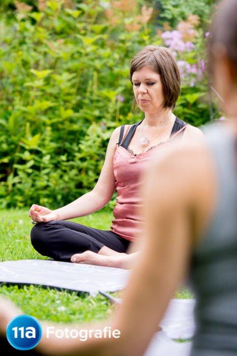 Yoga bedrijfsfotograaf gezocht