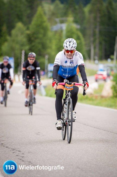 Wielerfoto's tijdens de Giro di Kika
