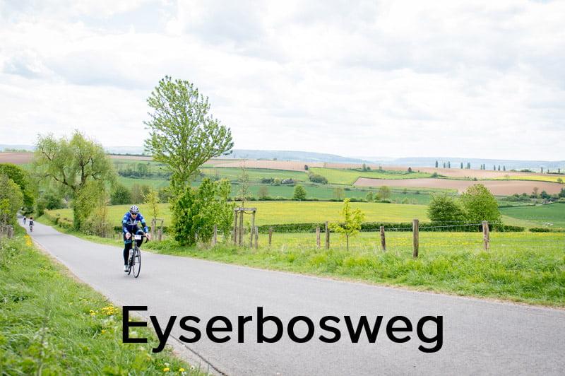 Foto's Steven Rooks Challenge - Eyserbosweg