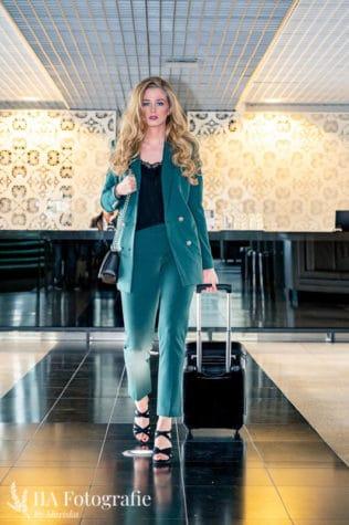 Personal Branding fotoshoot in een Fashion Hotel in Amsterdam voor Jennifer Hoeve BV